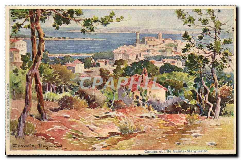 Carte Postale Ancienne Fantaisie Illustrateur Casimir Raymond
