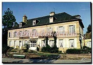 Carte Postale Ancienne Bourbon l'Archambault Allier Hôtel