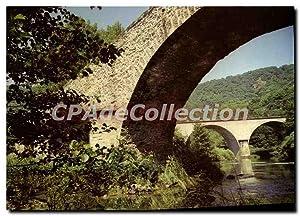Carte Postale Ancienne Monteils Aveyron Le Pont