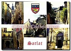 Carte Postale Semi Moderne SARLAT cathédrale le