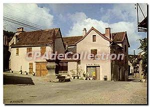 Carte Postale Ancienne Monteils Aveyron La Vieille