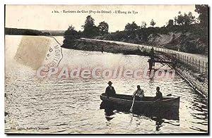 Carte Postale Ancienne Environs de Giat Puy