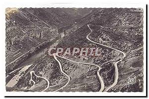 Gorges du Tarn Carte Postale Moderne La