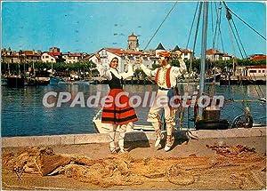 Carte Postale Semi Moderne St Jean de