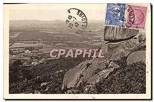 Carte Postale Ancienne En Morvan Uchon S