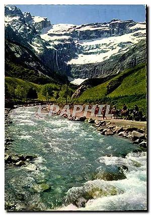 Carte Postale Moderne Les Pyrenees Gavarnie Le