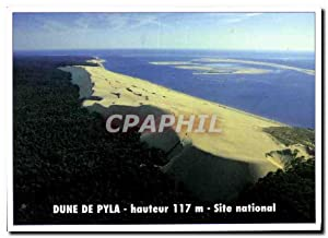 Carte Postale Moderne Dune de Pyla hauteur