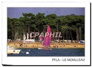 Carte Postale Moderne Arcachon Gironde Club de