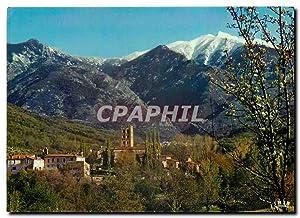 Carte Postale Moderne En Roussillon Aux environs