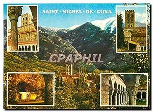 Carte Postale Moderne Le Roussillon roman aux