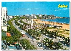 Carte Postale Moderne Costa Dorado Tarragona Salou