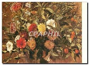 Carte Postale Moderne Eugene Delacroix Nature Morte