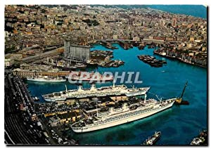 Carte Postale Moderne Genova Michelangelo et Raffaello