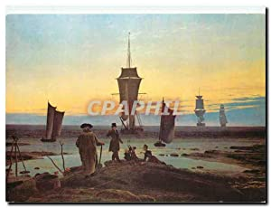 Carte Postale Moderne Caspar David Friedrich 1774