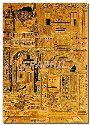 Carte Postale Moderne Parugia Basilica Di san
