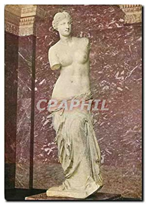 Carte Postale Moderne Musee du Louvre Sculpture