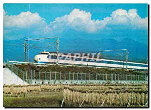 Carte Postale Moderne Supersneltrein - Shinkansen Express-Japan