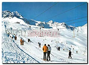 Carte Postale Moderne Ski Eldorado Scuol Ftan