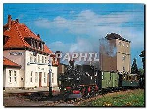 Carte Postale Moderne Schmalspurbahn Zittau Bertsdorf Kurort