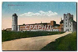 Carte Postale Ancienne Brocken