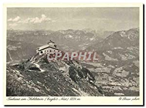 Carte Postale Moderne Teehaus am Hehlstein Eagles Nest