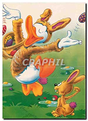 Carte Postale Moderne Donald Duck Disney