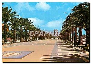 Carte Postale Moderne Salou Costa Dorada Paseo