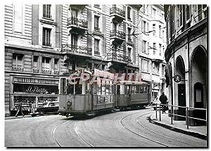 Carte Postale Moderne Tram pour Renens a