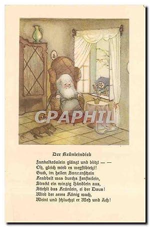 Carte Postale Moderne Der Kronleindieb
