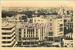 Carte Postale Ancienne Casablanca Un coin de