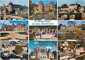 Carte Postale Ancienne La Mayenne et ses