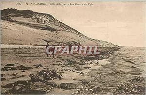 Carte Postale Ancienne Arcachon Cote d'Argent Les