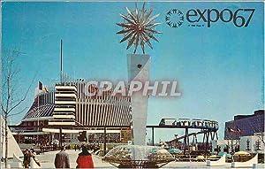 Carte Postale Moderne Le Pavillon de France