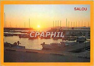 Carte Postale Moderne Salou Tarragona Costa Dorada