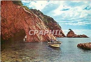 Carte Postale Moderne Costa Brava Palamos La