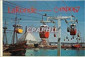 Carte Postale Moderne La Ronde Expo67