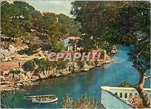 Carte Postale Moderne Mallorca Catla Figuera Santany