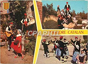 Carte Postale Moderne En pays Catalan L'Aubade