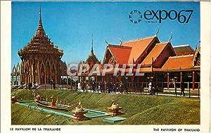 Carte Postale Moderne Expo67 Le Pavillon de