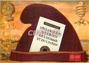 Carte Postale Moderne La Region multiplie par