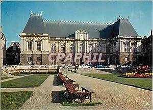 Carte Postale Moderne Rennes Le Palais de