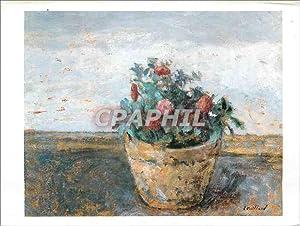 Carte Postale Moderne Edouard Vuillard Pot de