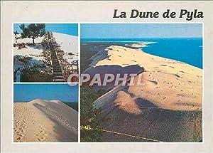 Carte Postale Moderne Pyla sur Mer Gironde
