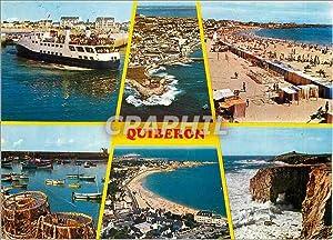 Carte Postale Moderne Presqu'île de Quiberon Le