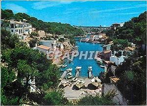 Carte Postale Moderne Santany (Mallorca) Cala figuera