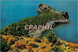 Carte Postale Moderne Mallorca Costa de Miramar