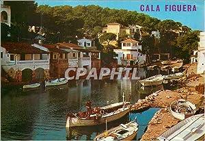 Carte Postale Moderne Cala Figuera Santany Mallorca