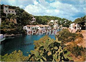 Carte Postale Moderne Santanyi Mallorca Cala Figuera