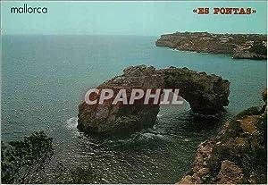 Carte Postale Moderne Mallorca es pontas cala