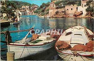 Carte Postale Moderne Mallorca Santany Cale Figuera